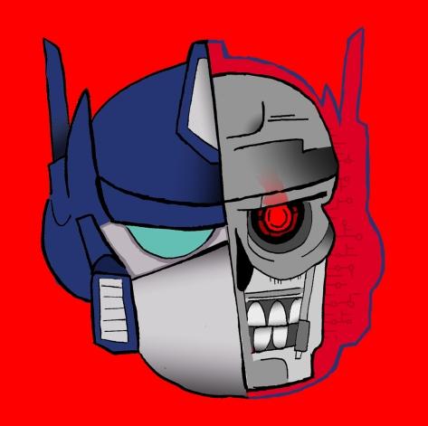 optimus terminator